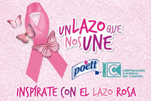 Poett: campaña de prevención del cáncer de mama 1