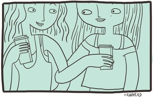 Derechos y responsabilidades de las mejores amigas 21