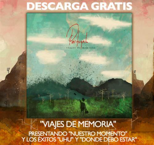 Viajes de Memoria, descarga gratis el primer disco de Portugal 1
