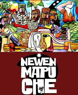 Estreno de documental Newen Mapuche de Elena Varela 1