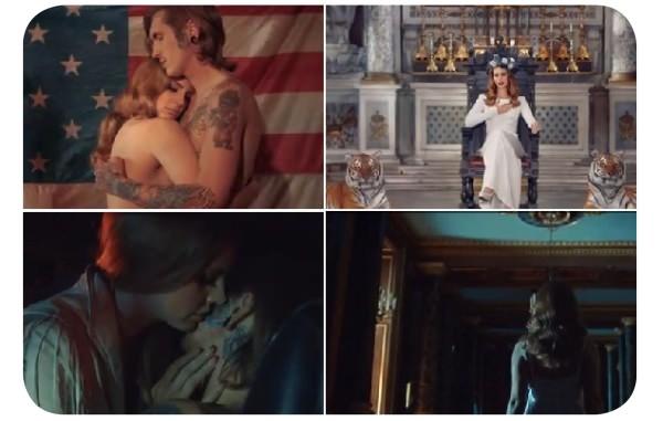 Born to die: el nuevo video de Lana del Rey 1