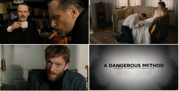 El trailer de A Dangerous Method 3