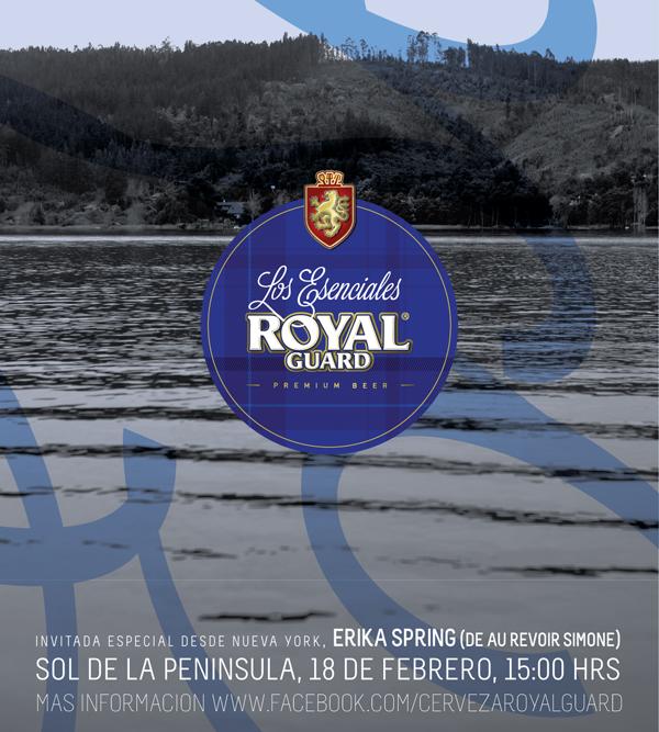 Erika Spring en Chile 3
