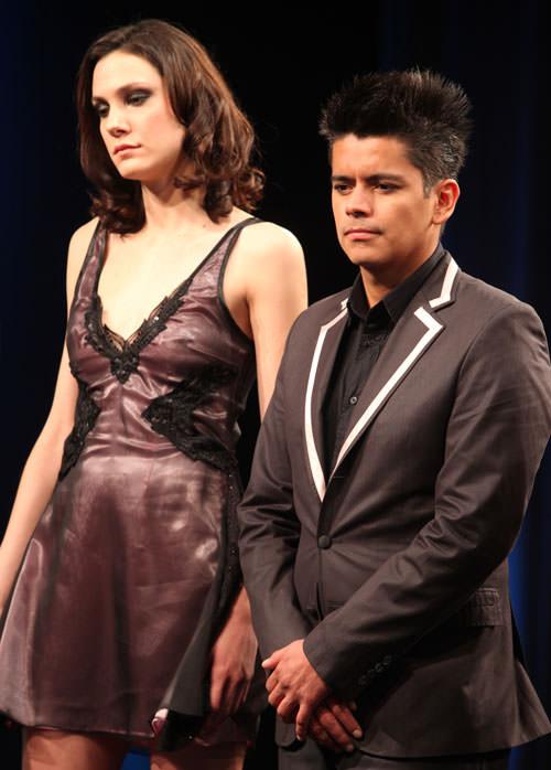 """Project Runway Latino: resumen capítulo 2 """"Un modelo para mi modelo"""" 18"""