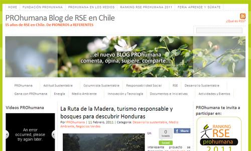El blog de PROhumana 3