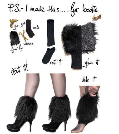 P.S. – I made this…: moda y manualidades 3