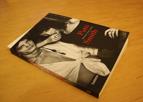 Éramos unos niños, el libro biográfico de Patti Smith 1