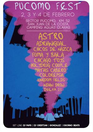 Pucomo Fest, festival de música en el sur 5
