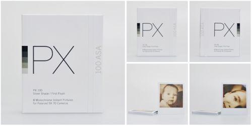 The Impossible Project: lanzamiento de películas PX! 1