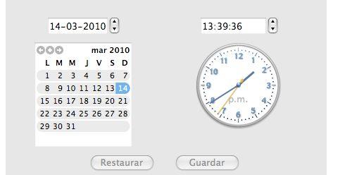 Qué hora es? 1