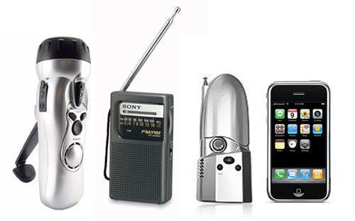 Radios a pilas y teléfonos con internet 1
