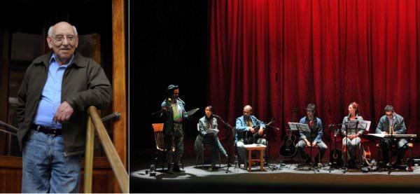 La nueva obra de Juan Radrigán, Premio Nacional de las Artes de la Representación 3