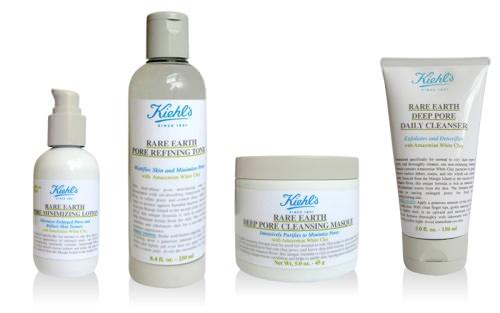 Kielh's presenta su línea Rare Earth para poros obstruidos 3