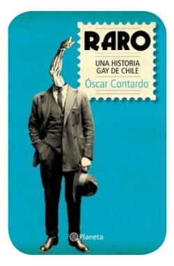 Raro, el nuevo libro de Óscar Contardo 3
