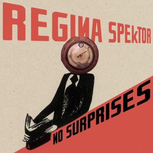 Regina Spektor y su cover solidario de No Surprises: bello 1