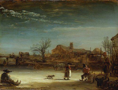 Exposición de Rembrandt en Melipilla 1