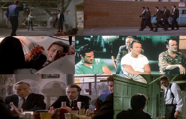 Las escenas: Reservoir Dogs 3