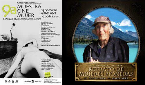 Hoy en Ciclo de Cine y Mujeres en Centro Arte Alameda 1