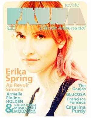 Revista Fauna, pop desde Antofagasta 1