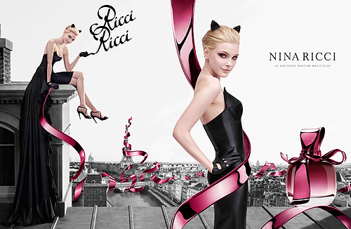 Concurso: Gana un perfume Ricci Ricci! 1