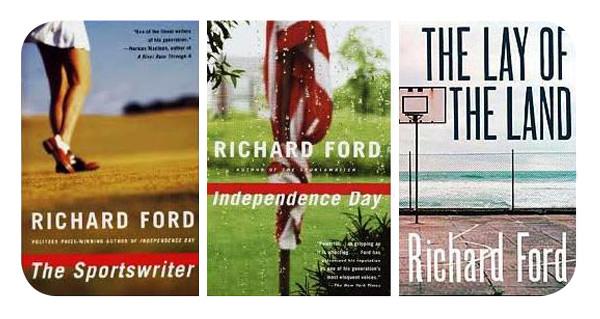 Richard Ford: aburrido mejor amigo 3