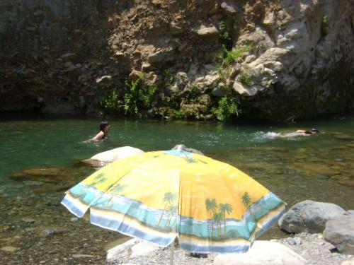 Mini vacaciones: Río Clarillo 3