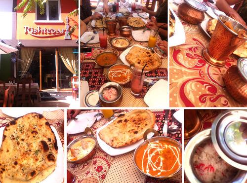 Rishtedar, comida india para compartir 5