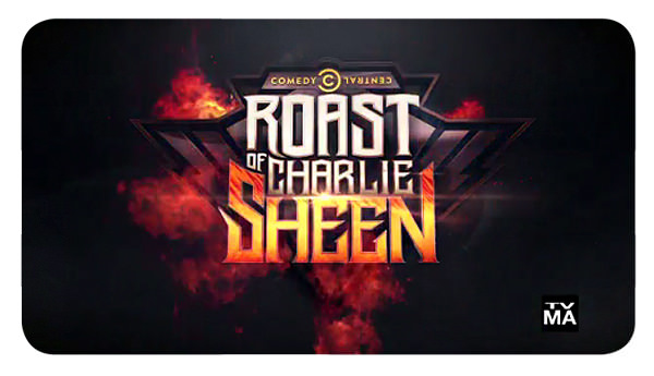 Roast of Charlie Sheen en VH1 3