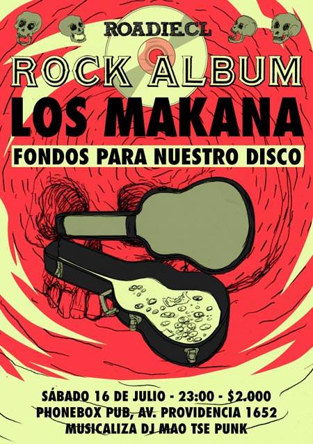 SAB/16/07 Rock Álbum 1