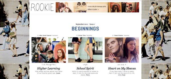 Rookie, la revista online de Tavi Gevinson 3