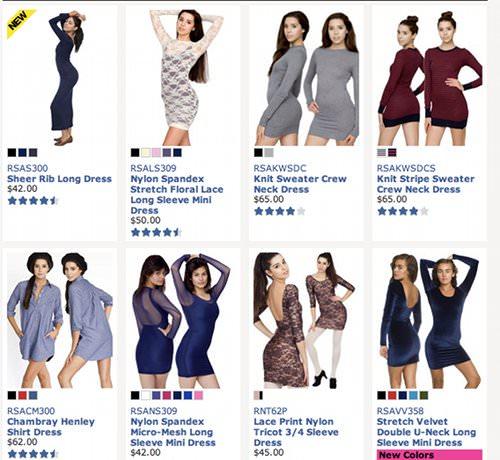 Comprar ropa por Internet 3