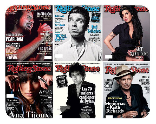 Se acaba Rolling Stone Chile 1