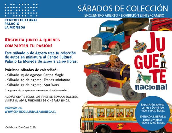 ¡Tus juguetes al museo! 2