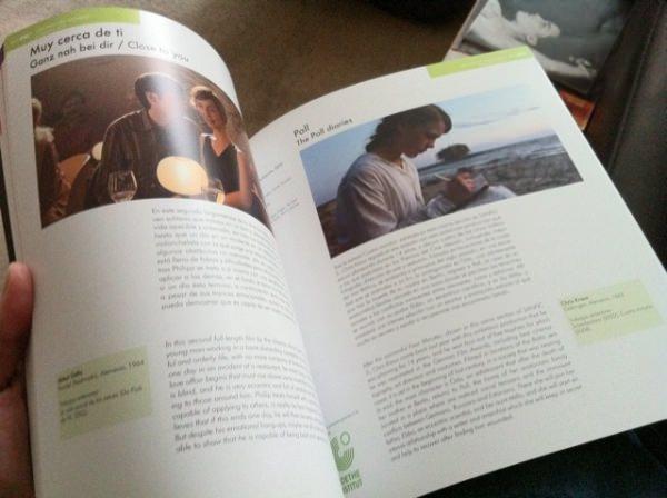 SANFIC 7: revisando el catálogo 1