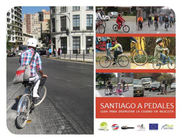 """La guía """"Santiago a pedales""""  1"""