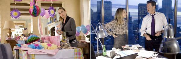 Sarah Jessica, Christina Hendricks y listas: I Don't Know How She Does It 3
