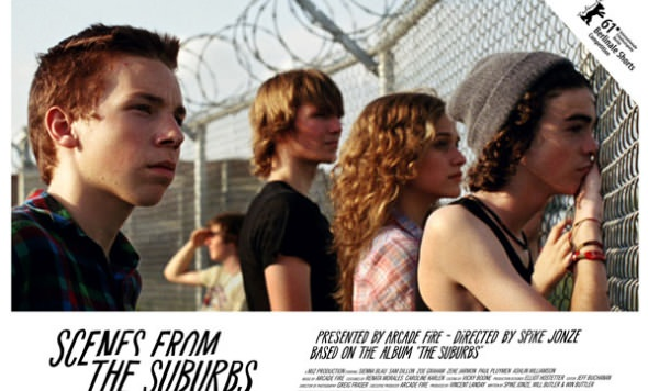 Ya está online Scenes from the Suburbs, el corto de Arcade Fire y Spike Jonze 1