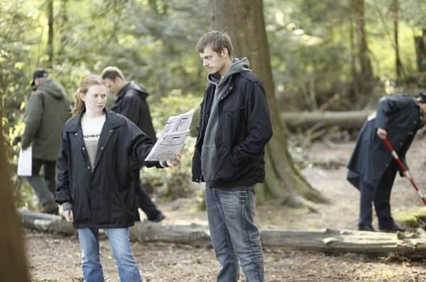 Parejas de serie: Sarah Linden y Stephen Holder, The Killing 3