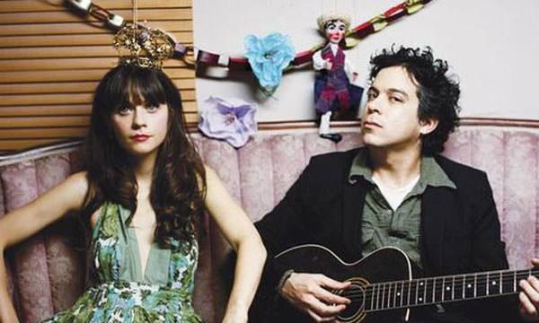 El disco navideño de She & Him 1