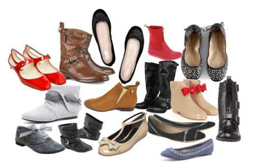 Qué zapatos ocupar para faldas y vestidos de media estación 3