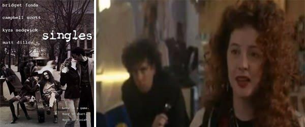 Las escenas: Tim Burton en Singles 3