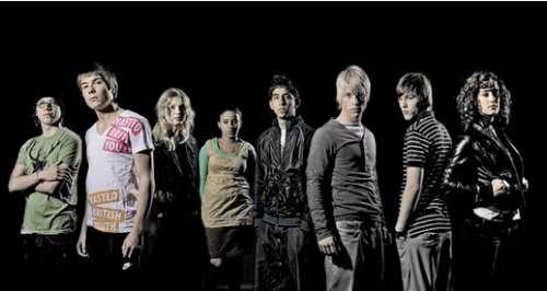 Por fin, segunda temporada de Skins en MTV 1