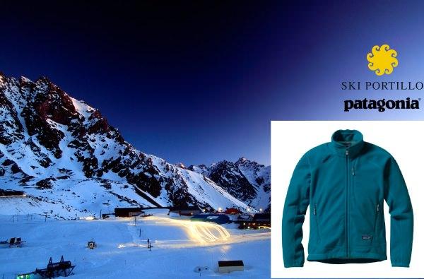 Gana una chaqueta Patagonia con Ski Portillo 1