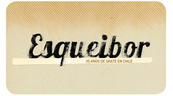 Esqueibor, documental chileno de skate  1