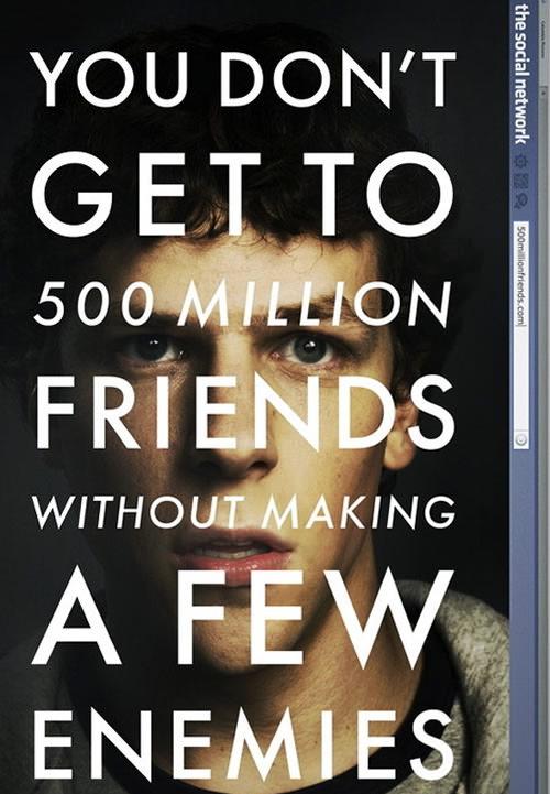 The Social Network, lo nuevo de David Fincher con Jesse Eisenberg 1