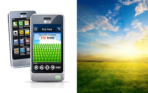 Concurso: da tu idea ecológica y gana un celular ecológico LG 1