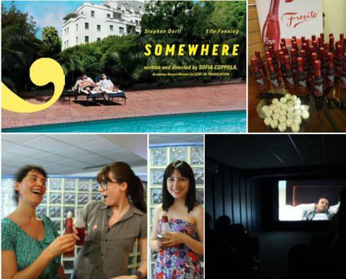 Mini premiere Somewhere 1