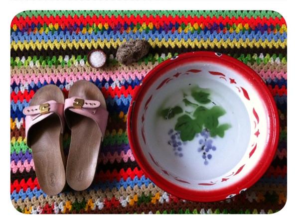 Datos para un spa para los pies en casa 3