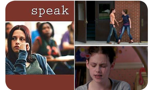 Speak, una buena película protagonizada por Kristen Stewart 1