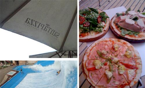 Tarde de verano, surf y pizza en la ciudad 9